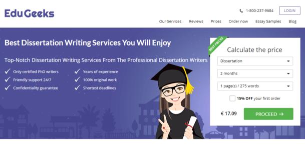 Edugeeksclub home page screen